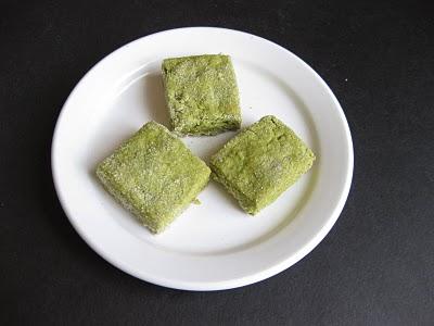 Matcha Green Tea Shortbread cookies - Kirbie's Cravings