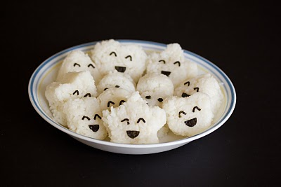 Happy Onigiri Rice Balls Kirbie S Cravings