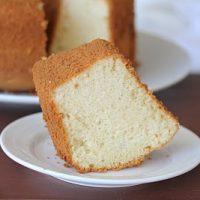 Vanilla Sponge Cake A Light And Spongy Cake Recipe Kirbie S Cravings