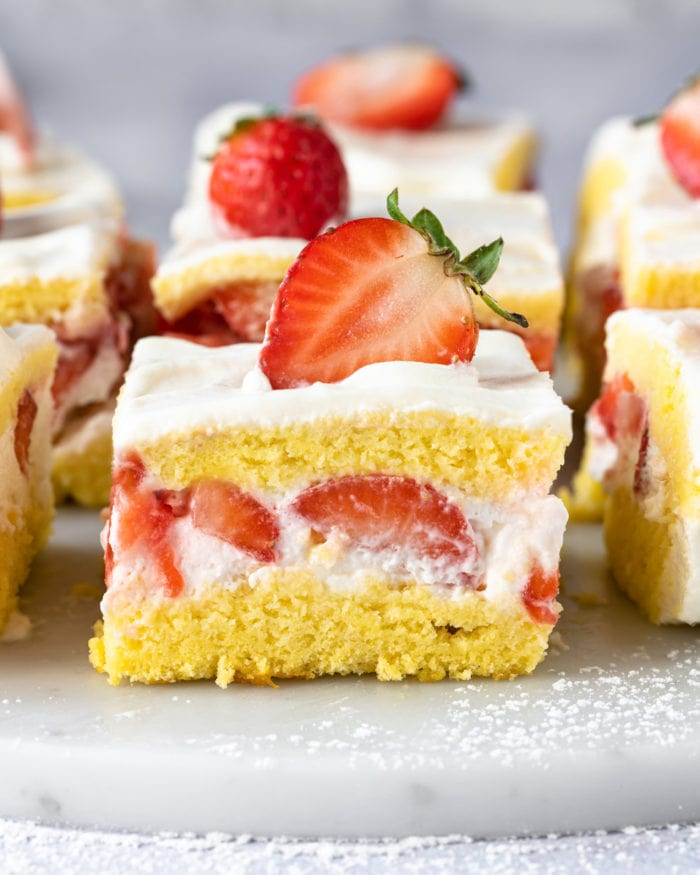 Three Ingredient Sponge Cake