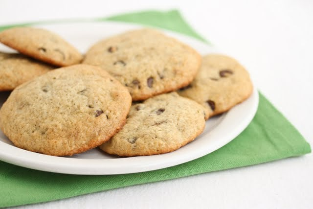 Banana Chocolate Chip Cookies - Kirbie's Cravings