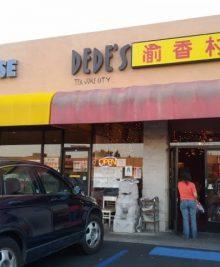 DeDe-menu