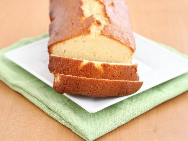 Keto Mug Pound Cake