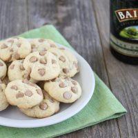 photo of a plate of irish cream cookies