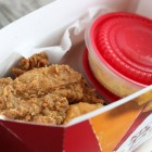 KFC Boneless Chicken | www.kirbiecravings.com