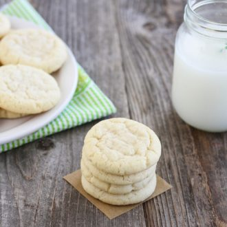 Chewy Coconut Cookies and a Giveaway - Kirbie's Cravings
