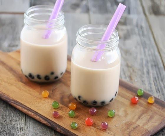 Making Perfect Tapioca Pearl Milk Tea - Kirbie's Cravings
