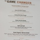 Burger Lounge Game Changer Burgers