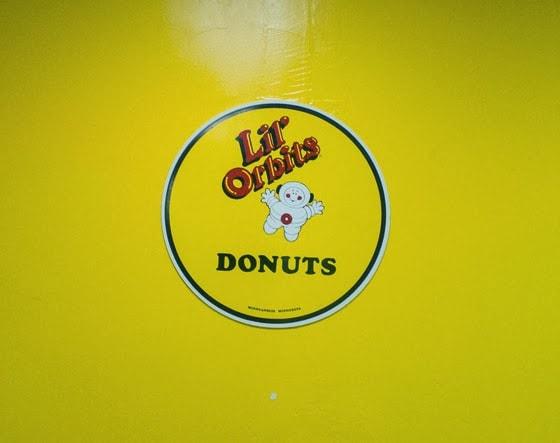lil orbits donut machine