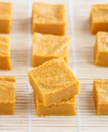 Pumpkin Mochi on www.kirbiecravings.com