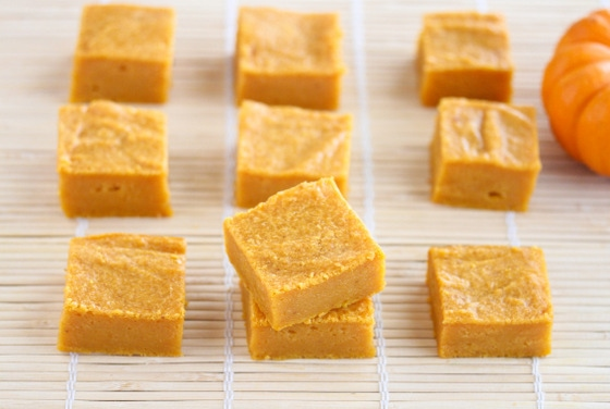 pumpkin mochi photo
