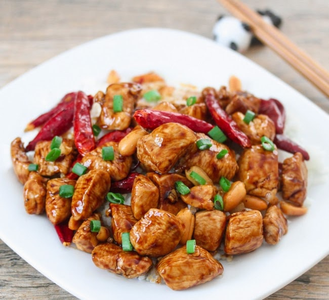 Kung Pao Chicken - Kirbie's Cravings
