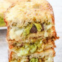 burritos grilled cheese sandwich