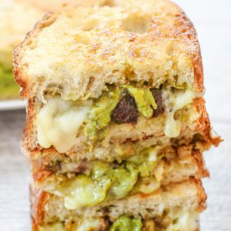 burritos grilled cheese sandwich