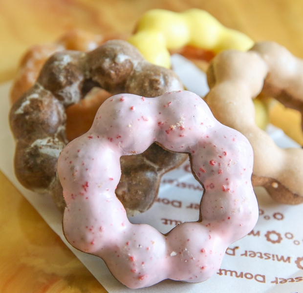 Mister Donut - Kirbie's Cravings