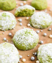 matcha-snowball-cookies-14