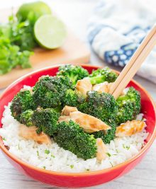 garlic-stir-fry-lime-rice