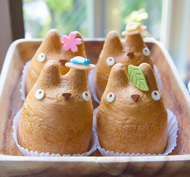 Shirohige S Totoro Cream Puff Factory Kirbie S Cravings