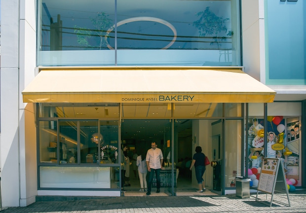 Dominique Ansel Bakery Japan