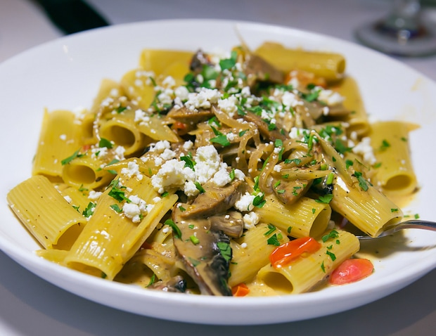 Wild Boat Pasta from Greystone Steakhouse