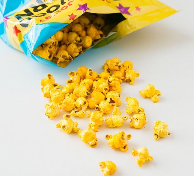 close-up photo of Bollywood Popcorn