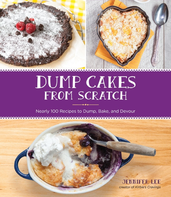 Dump Cakes from Scratch Cover Photo