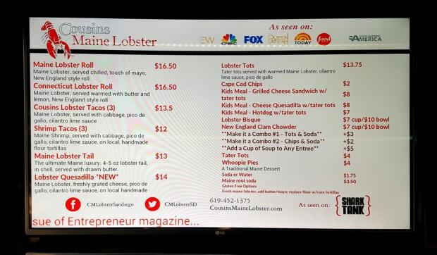 Cousins Maine Lobster Truck - Kirbie's Cravings