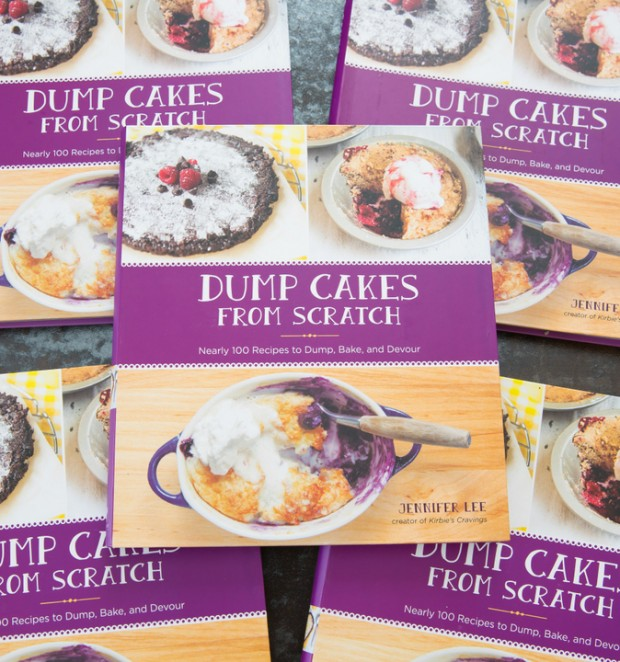 Photo of dump cakes from scratch cookbooks