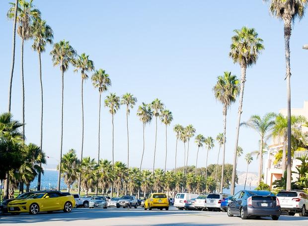 photo of La Jolla Cove view