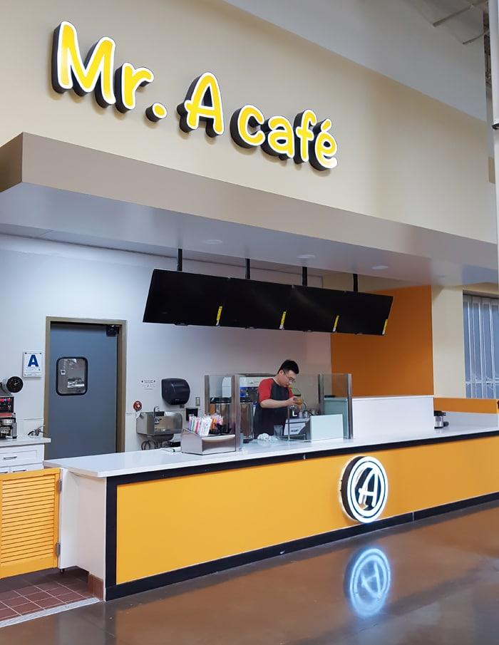 photo of Mr. A Cafe