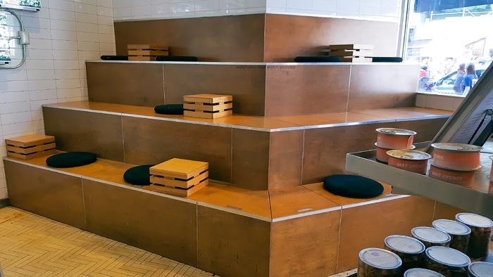 Dominique Ansel Kitchen interior