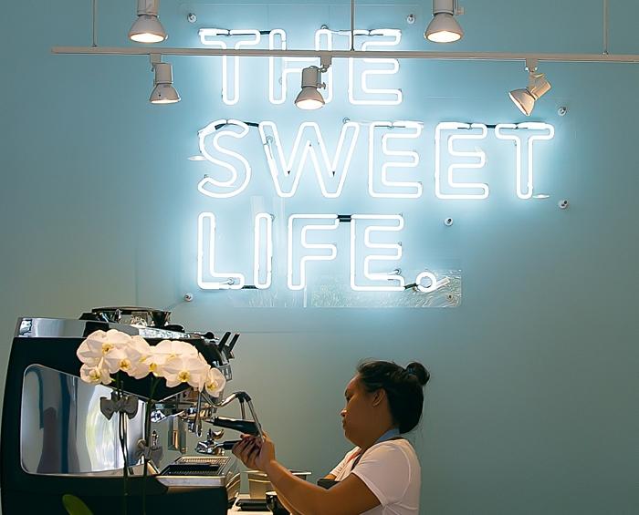 Photo of the coffee machine