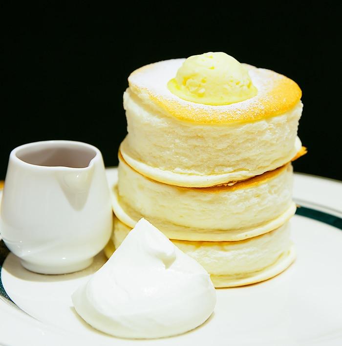 Gram Cafe Premium Souffle Pancakes
