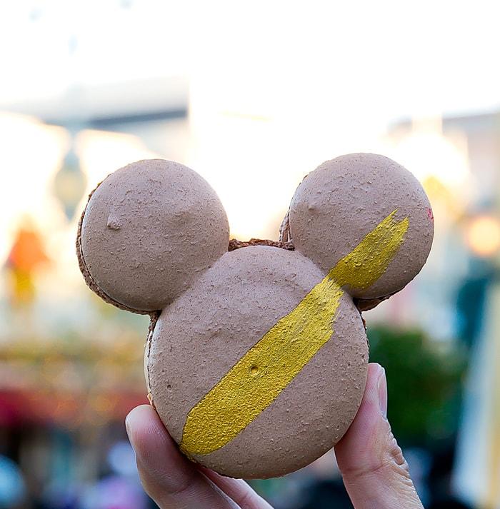 photo of Salted Caramel Macaron