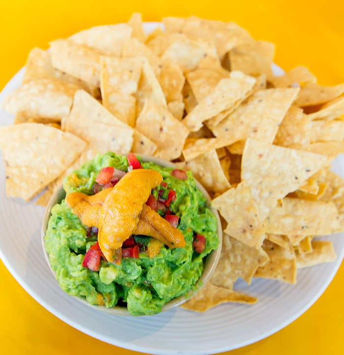 Made To Order Guacamole with Uni