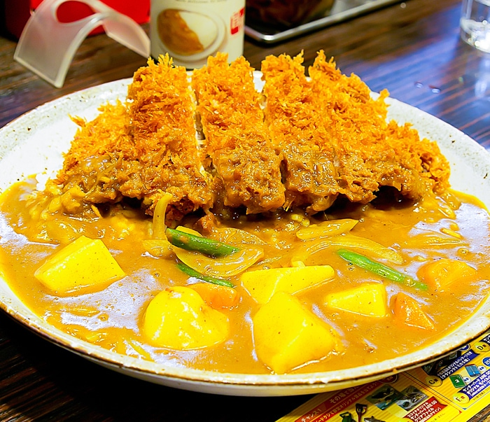 photo of Tonkatsu Curry from CoCo Curry