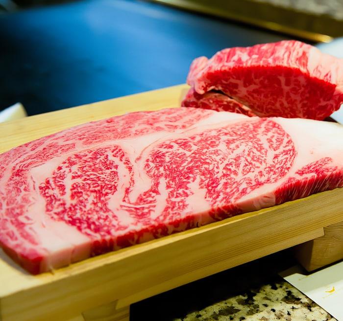 Prime Fillet Kobe Beef Steak from Mouriya Honten
