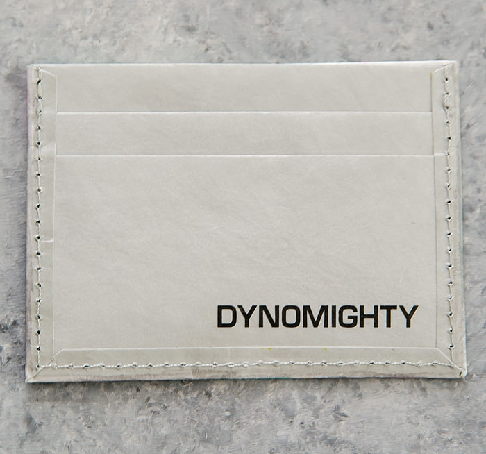 dynomighty credit card wallet