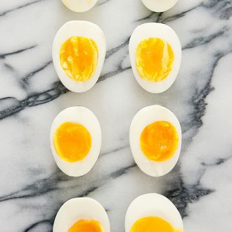 Instant Pot Hard And Soft Boiled Eggs Kirbie S Cravings