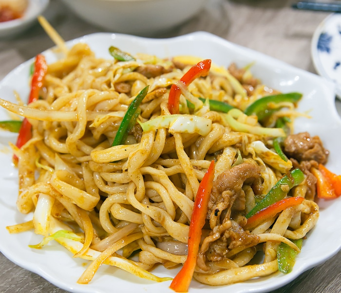 photo of Spicy Cumin Lamb Hand Pulled Noodles