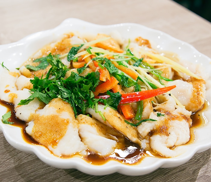 photo of Steamed Fish