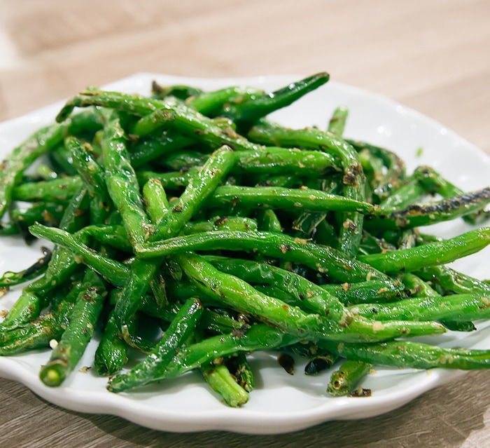 photo of Dry Fried Green Beans