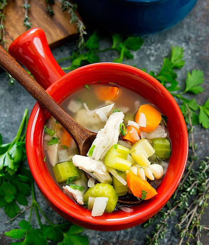 slow-cooker-chicken-noodle-soup-19