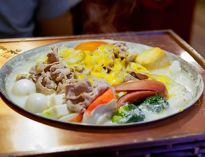 photo of Cheesy Milk Hot Pot