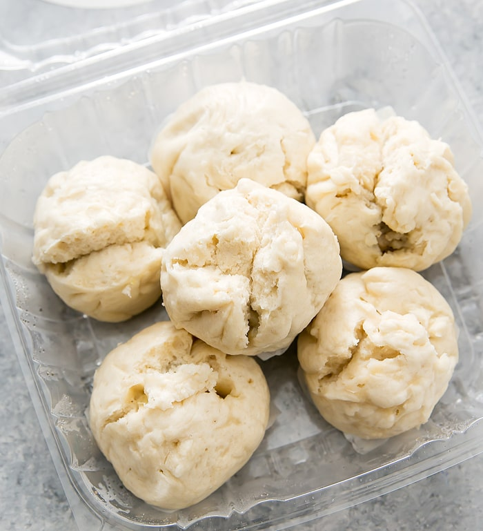 photo of steamed buns
