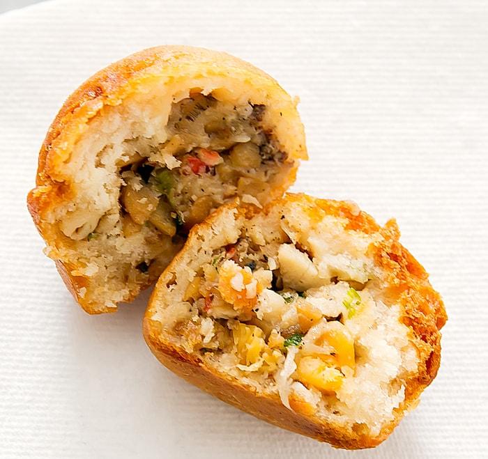 seafood buns