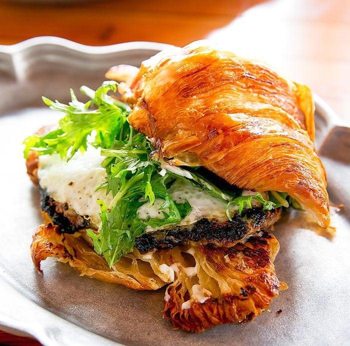 photo of Maple Croissant Sandwich