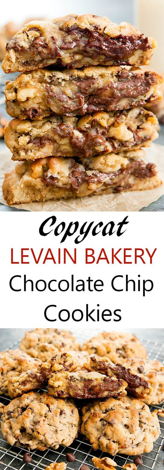 Levain Bakery Chocolate Chip Cookies Kirbie S Cravings