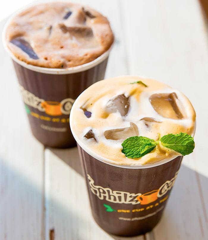 Best Drink At Philz