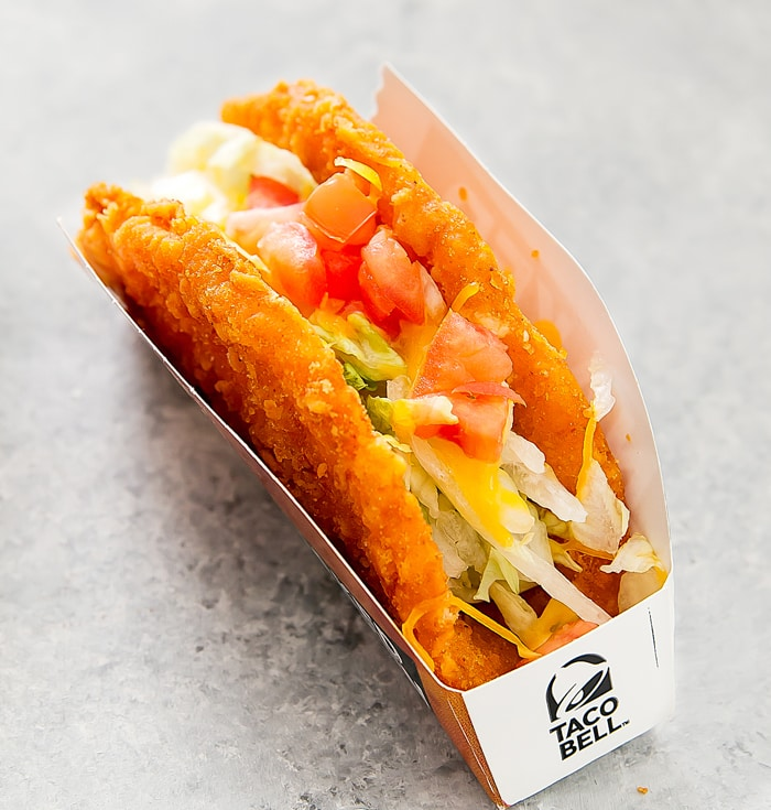 photo of Naked Chicken Chalupa